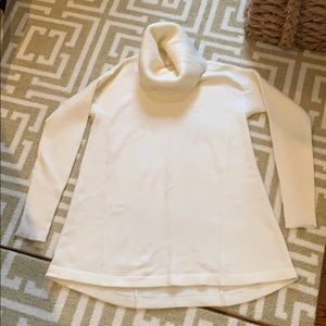 Anthropologie Moth cream sweater size xs